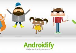 Androidify Uygulaması