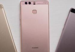 Yılın En İyi Telefon Serilerinden Olan Huawei P9 Ailesi Görücüye Çıktı!