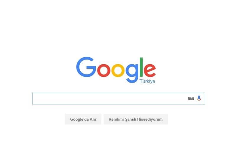 Google 30 Ağustos Zafer Bayramını Unuttu