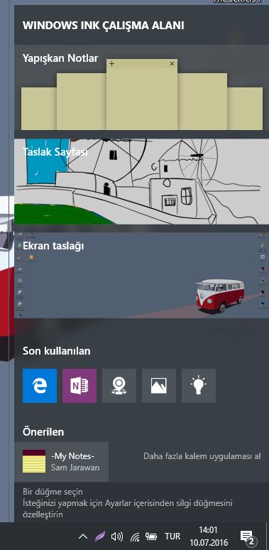 windows-ink-nedir