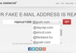 Sahte Mail Kullanmanın Avantajları