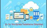 En İyi WordPress Yedekleme Eklentileri